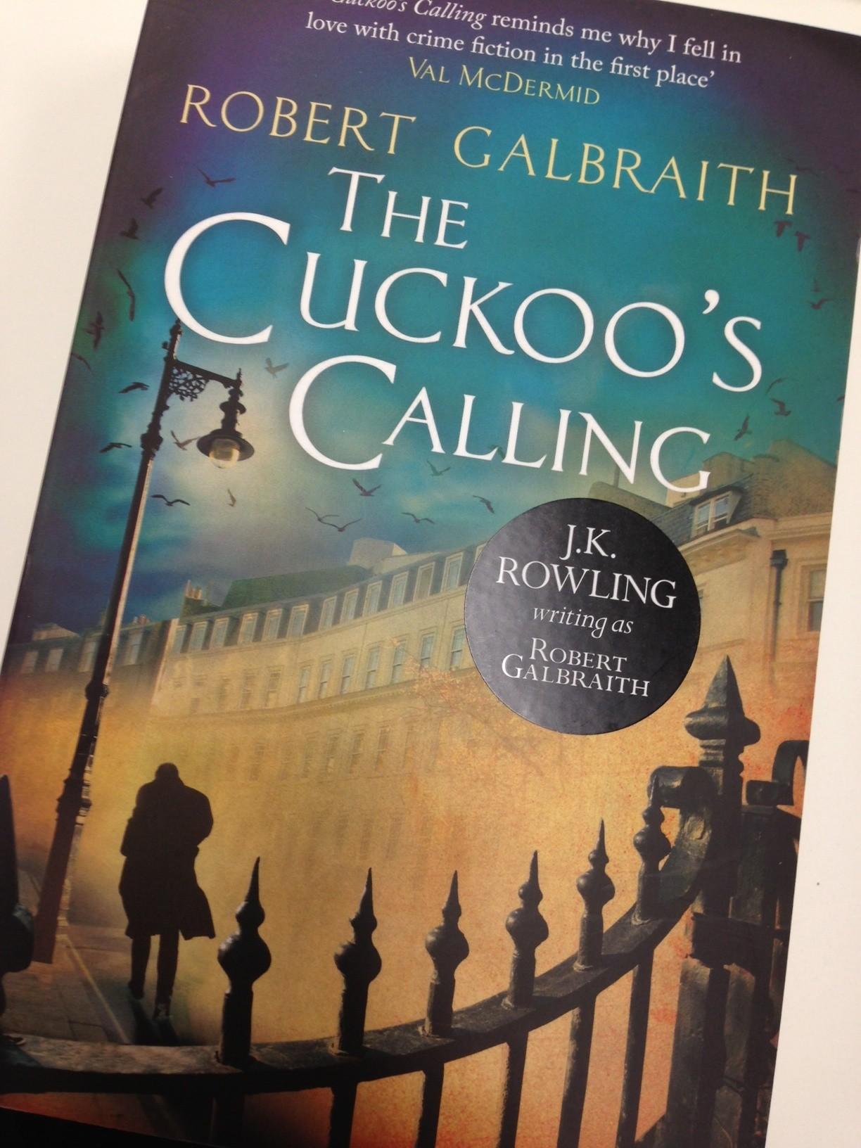 Robert Galbraith The Cuckoos Calling Pdf
