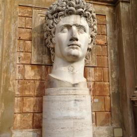The Emperor Augustus - Vatican Museum