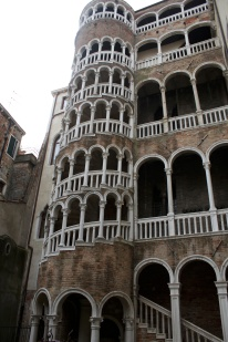 The house had belonged to a very wealthy Venetian family - it just reminded me of bones.