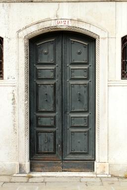 Here's another great door