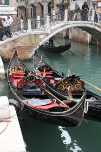 Obligatory gondola shot