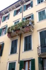 A pretty balcony