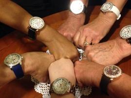 The Capri watch gang