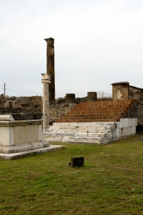 This used to be the Temple of Apollo