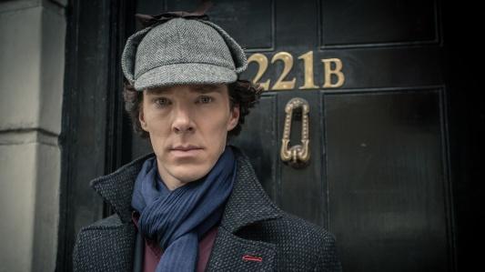 2. Sherlock Holmes, from the 'Sherlock Holmes' novels by Sir Arthur Conan Doyle