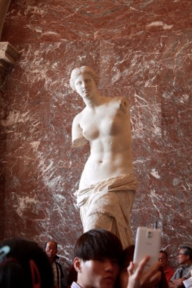 Aphrodite, known as the Venus de Milo