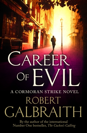Career of Evil cover