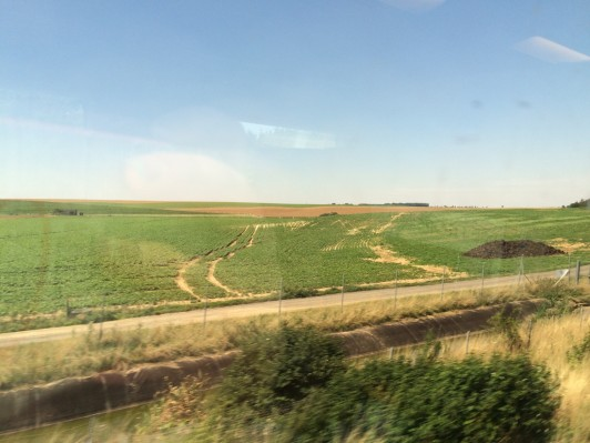 The French countryside